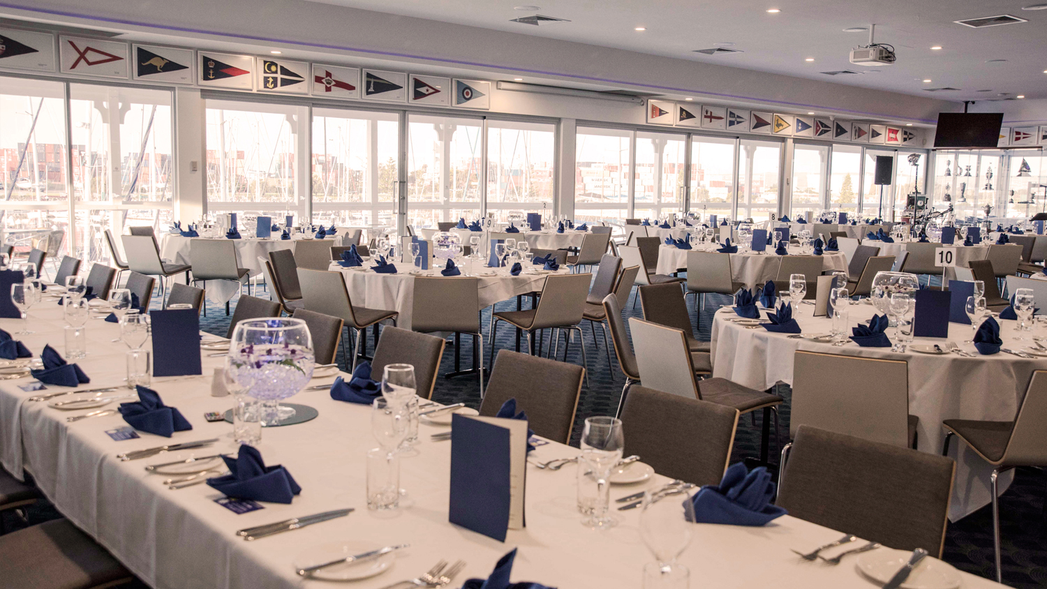Jimmys Bar And The Quarterdeck Located On Lower Level Of Clubhouse Are Available For Group Bookings Casual Dining