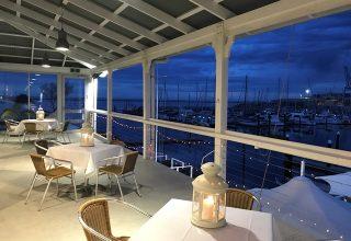 Squadron balcony dining